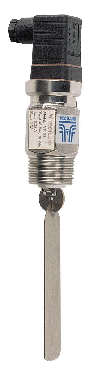Contrôleur de débit à palette série VH