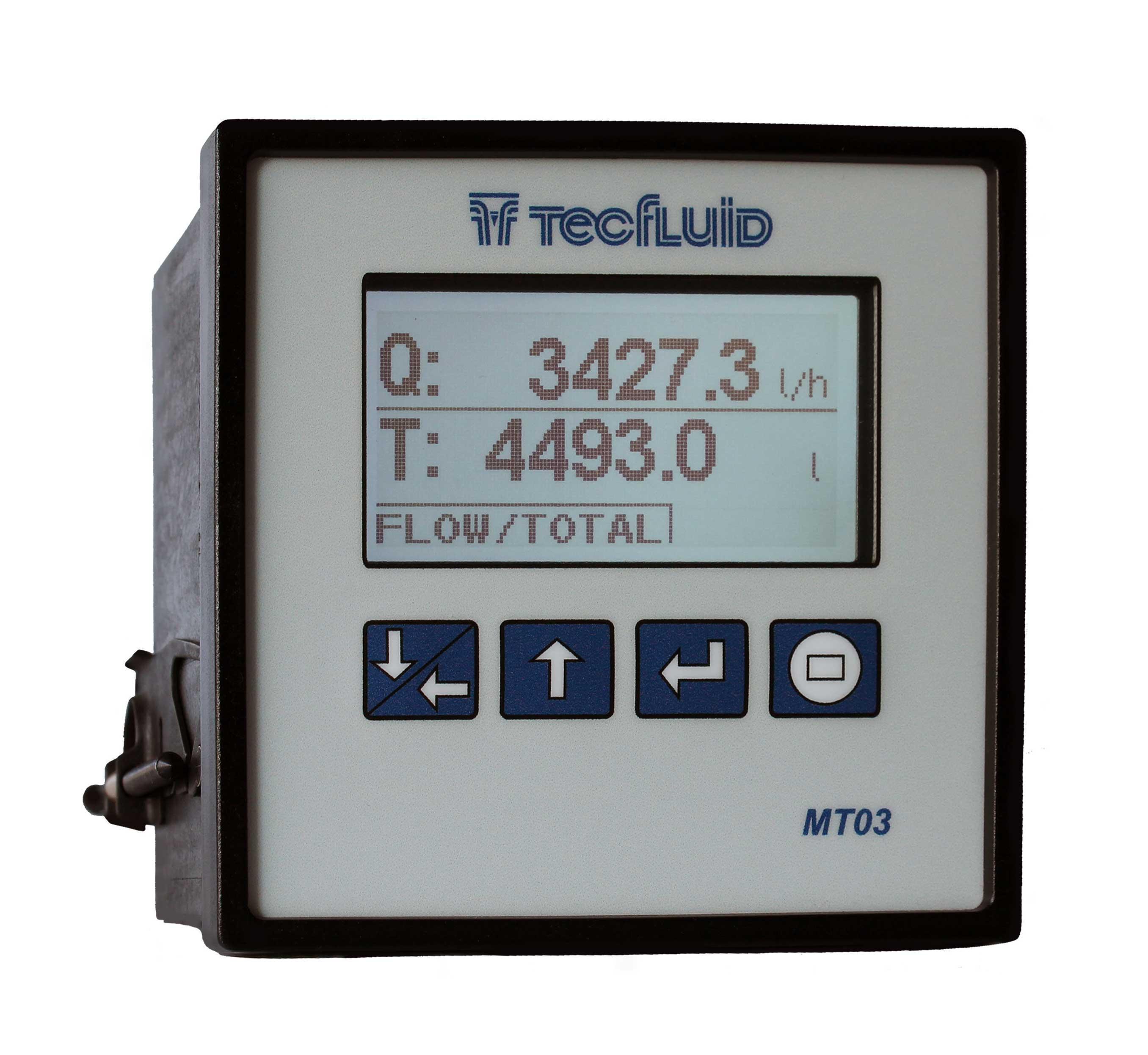 Convertisseur électronique MT03F