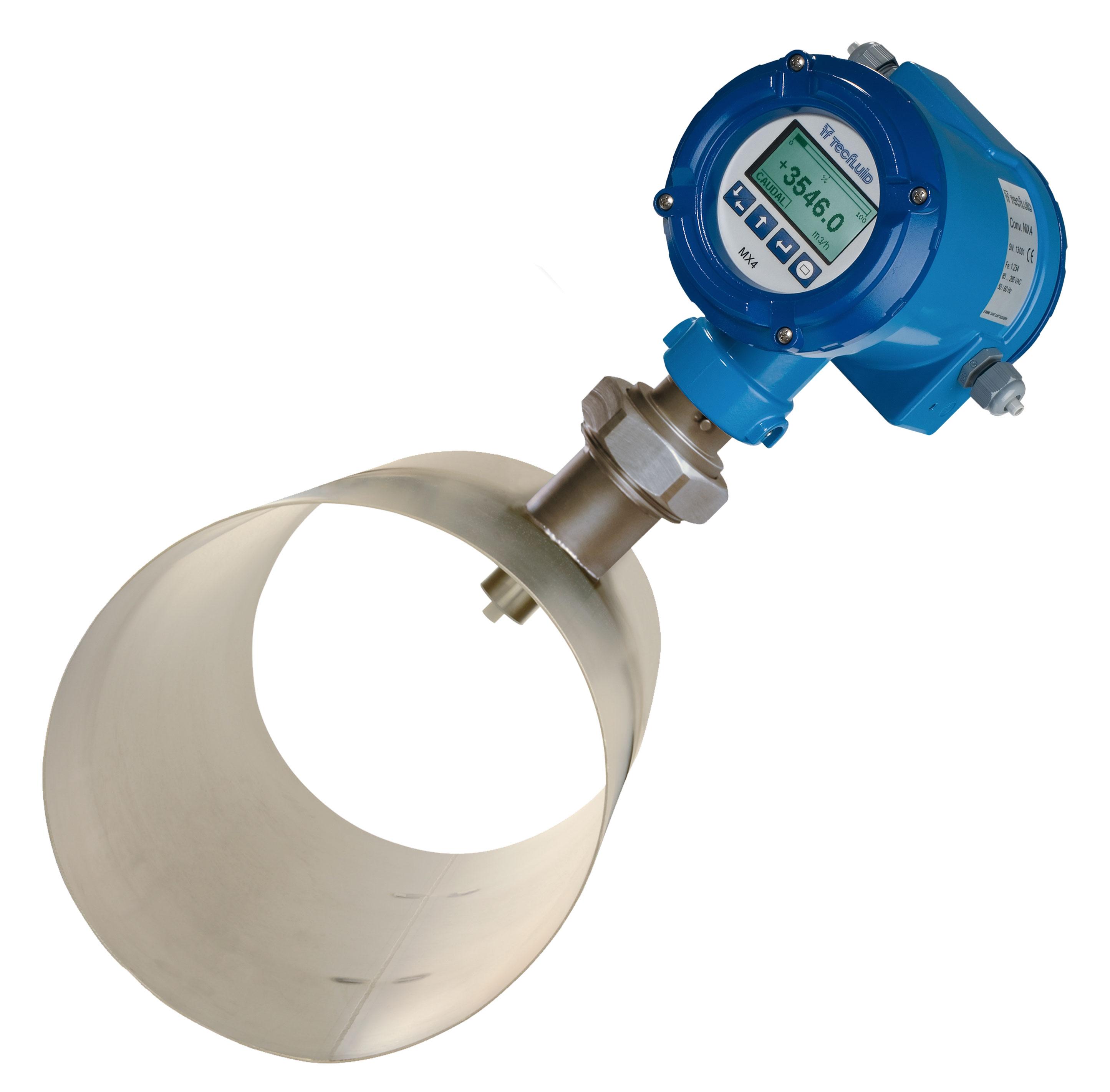 Débitmètre électromagnétique à insertion Flomat  FX1 MX4