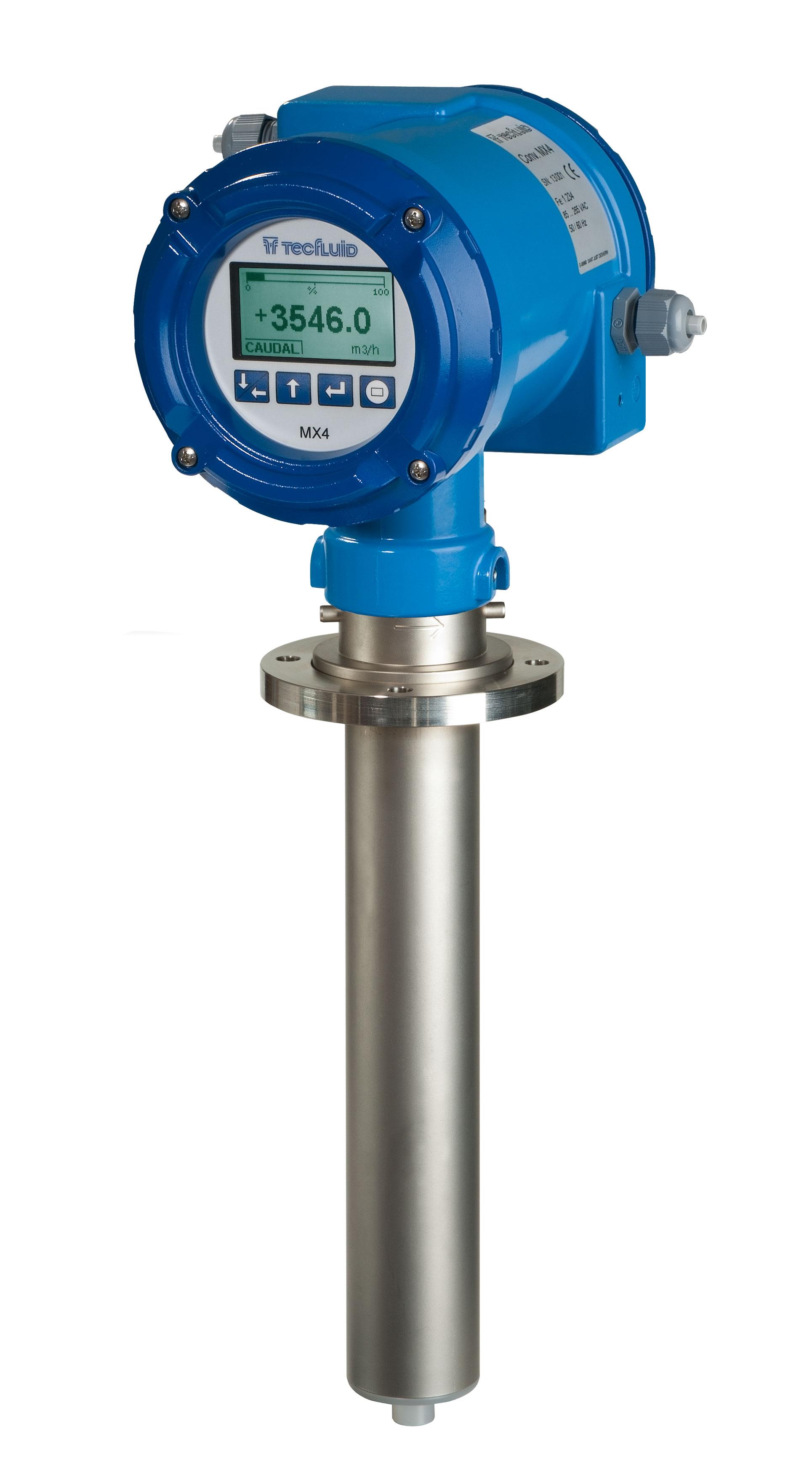 Débitmètre électromagnétique à insertion Flomat  FX2 MX4