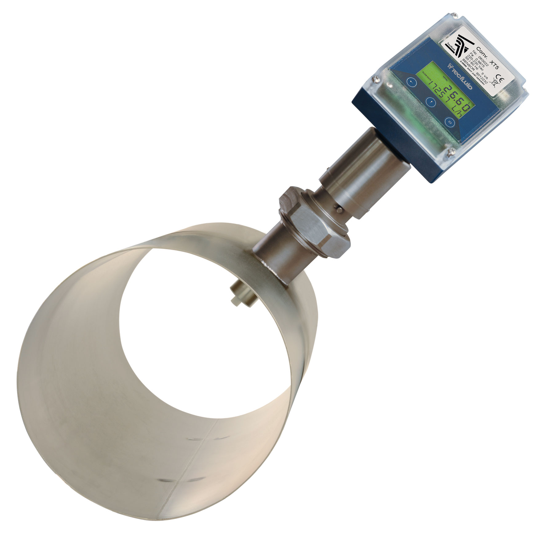 Débitmètre électromagnétique à insertion Flomat