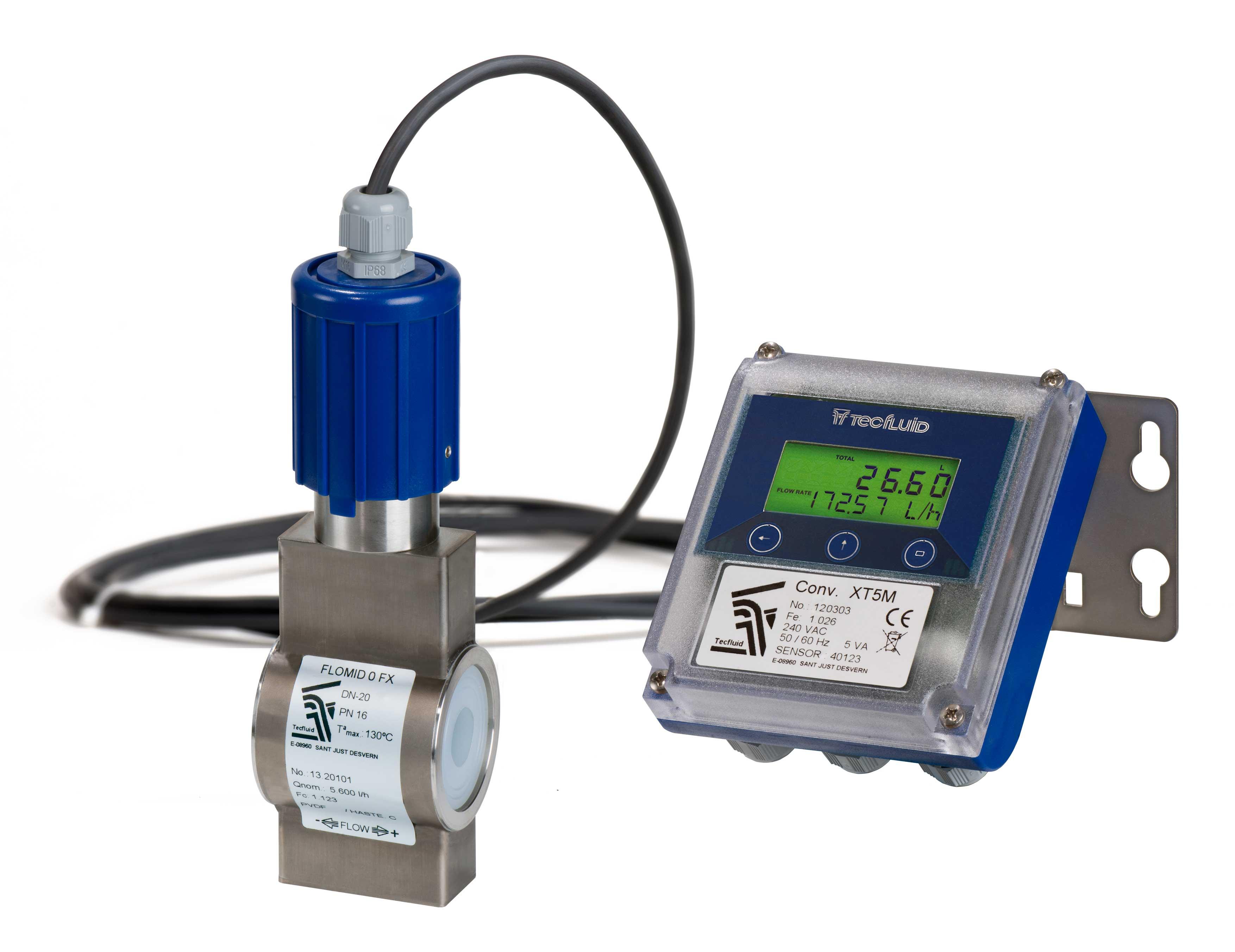 Débitmètre électromagnétique Flomid 0FX
