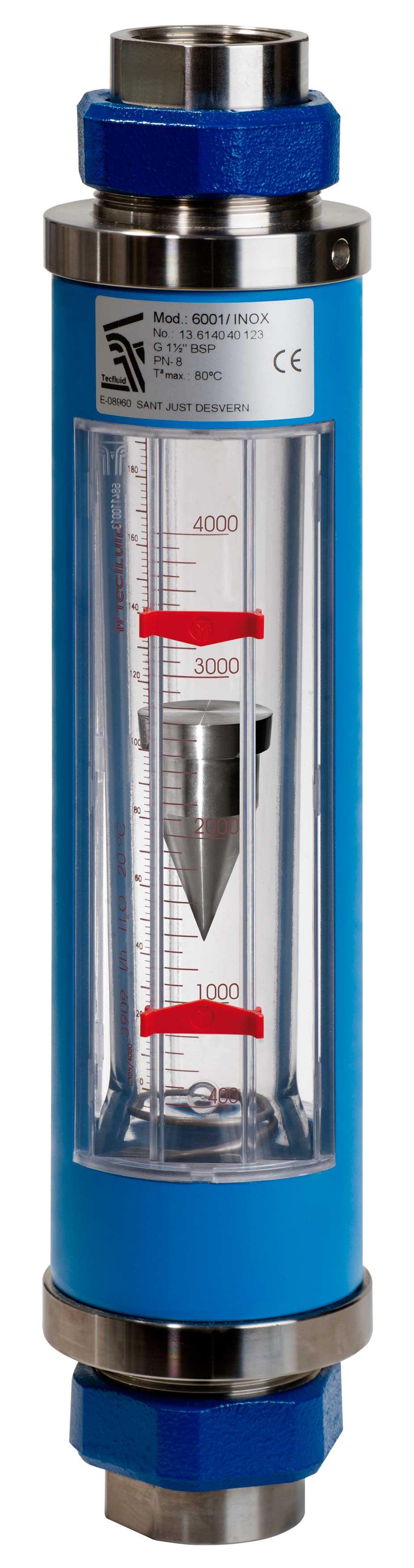 Débitmètre à section variable 6001