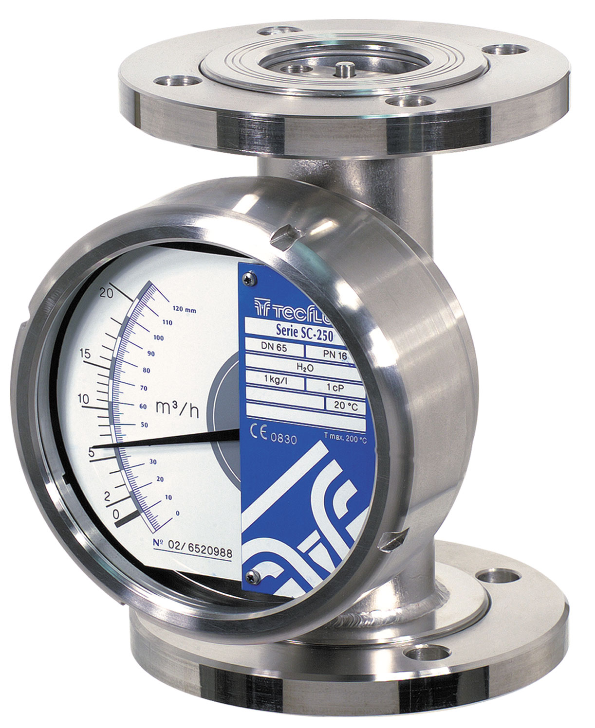 Débitmètre à section variable SC250