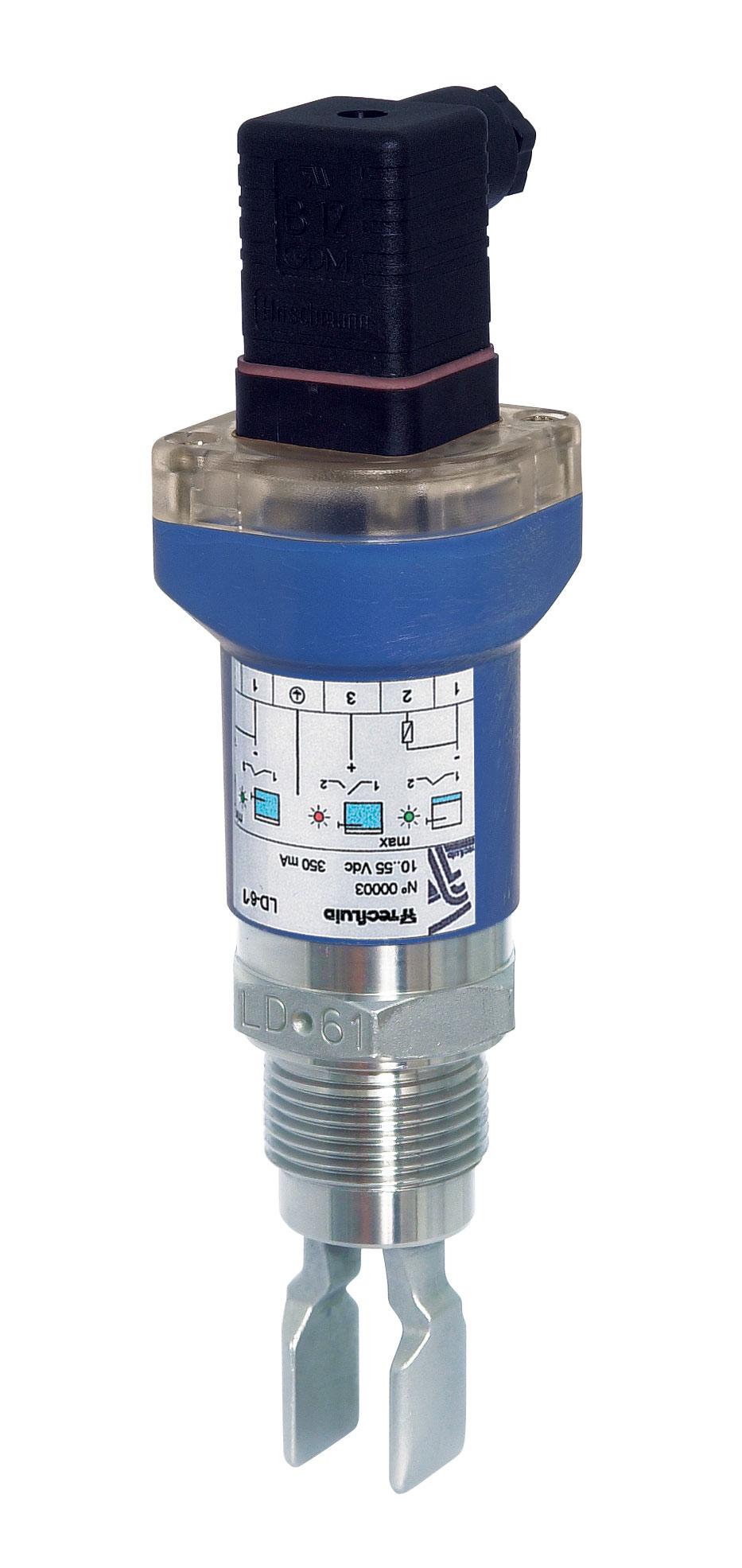 Détecteur de niveau à lames vibrantes série LD61