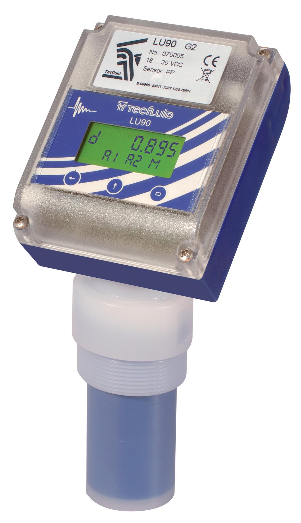 Indicateur / Transmetteur de niveau LU90