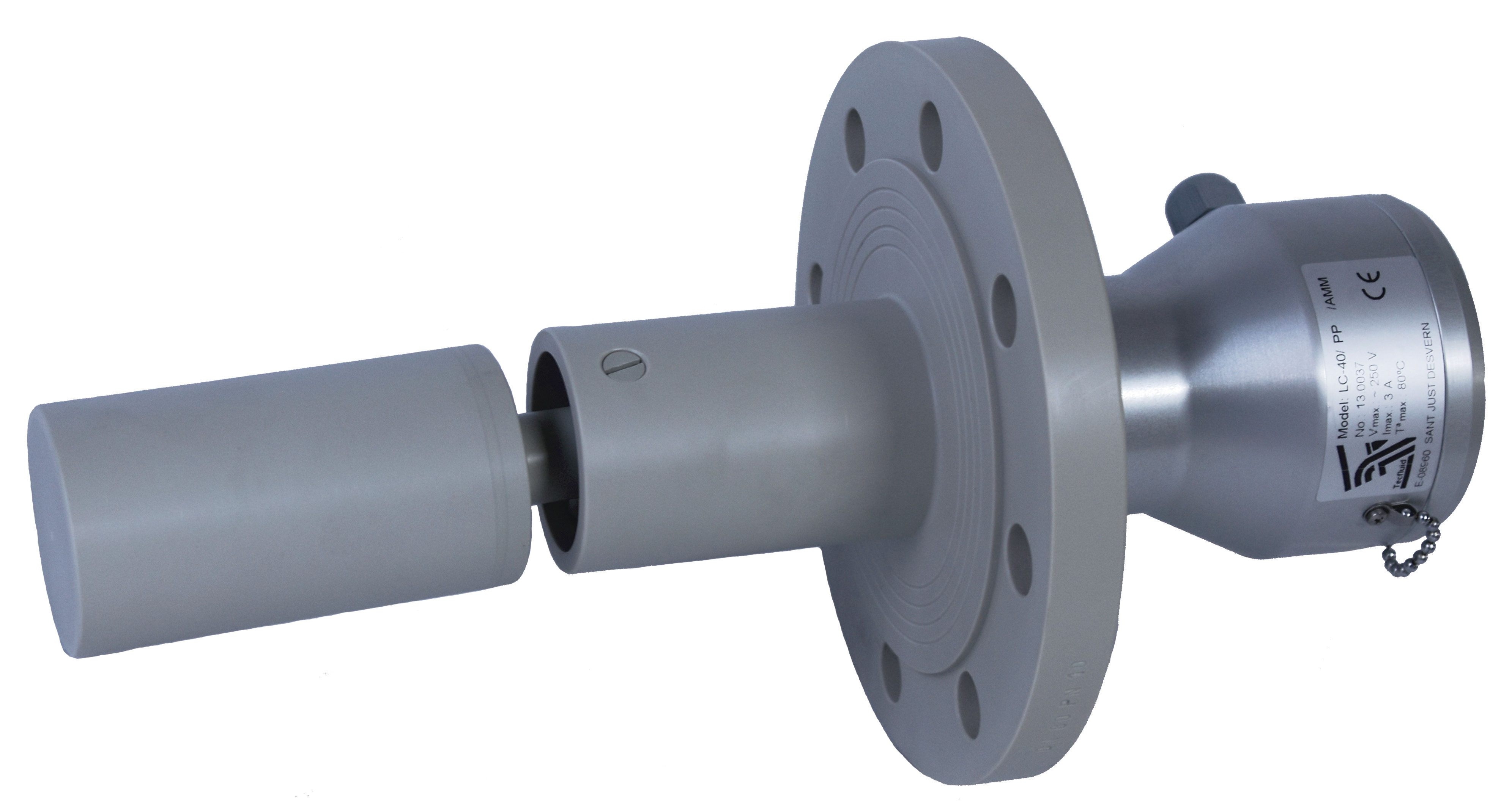 Interrupteur de niveau LC40 PVC