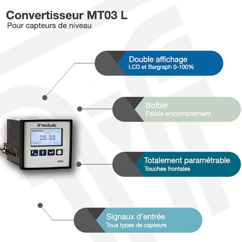 Convertisseur MT03 L
