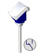 Sonde capacitive SCAV